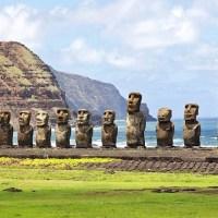 How Art Shapes Our Lives: The Moai of Rapa Nui; Sal Maccarone; Sierra News Online