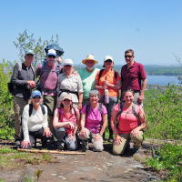 Duluth Outing - Hike Along the Superior Hiking Trail