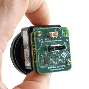 Tamarisk USB integration board