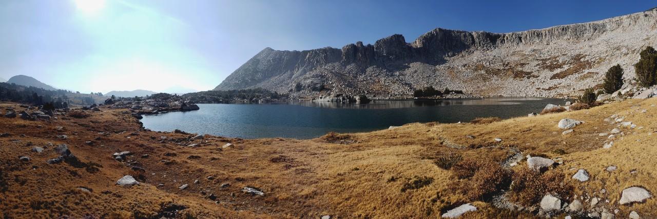 Yosemite National Parks Granite Lake