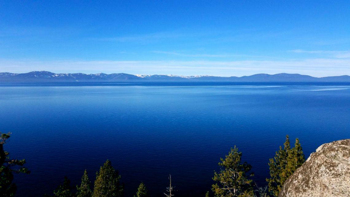 Lake Tahoe Looking North