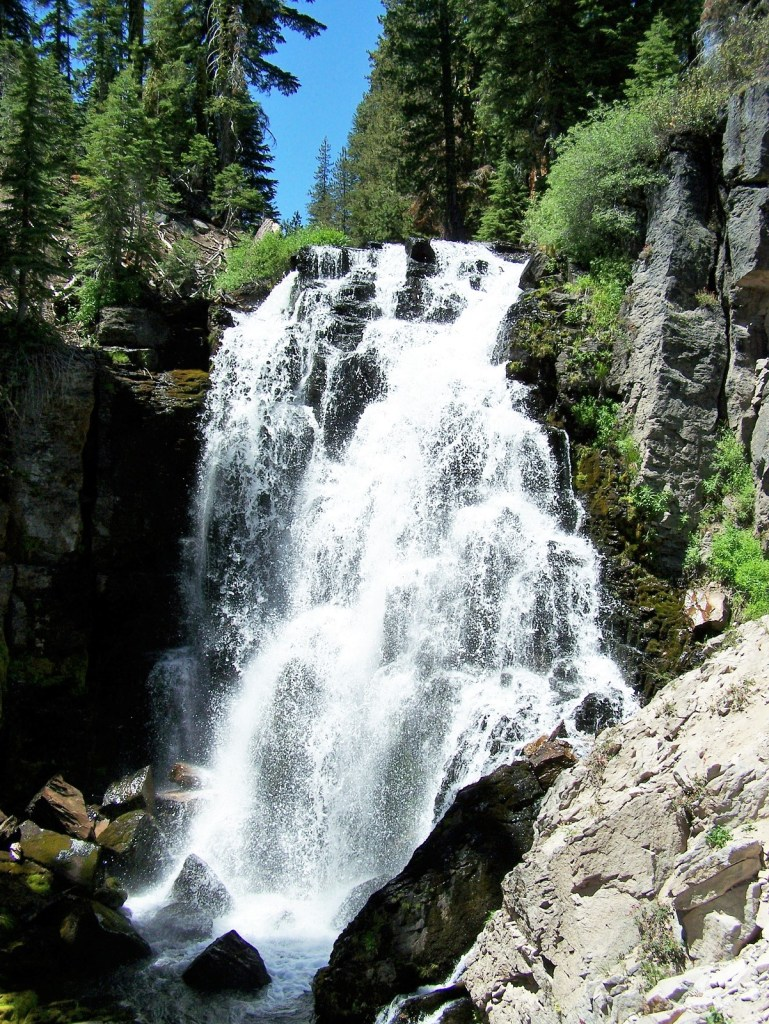 Kings Creek Falls, Lassen National Park