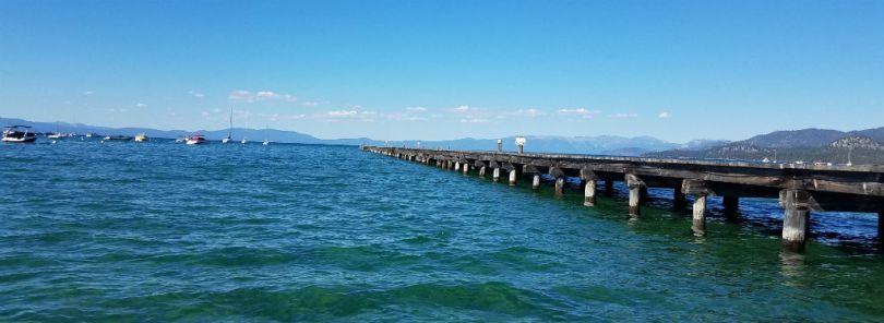 South lake Tahoe pier