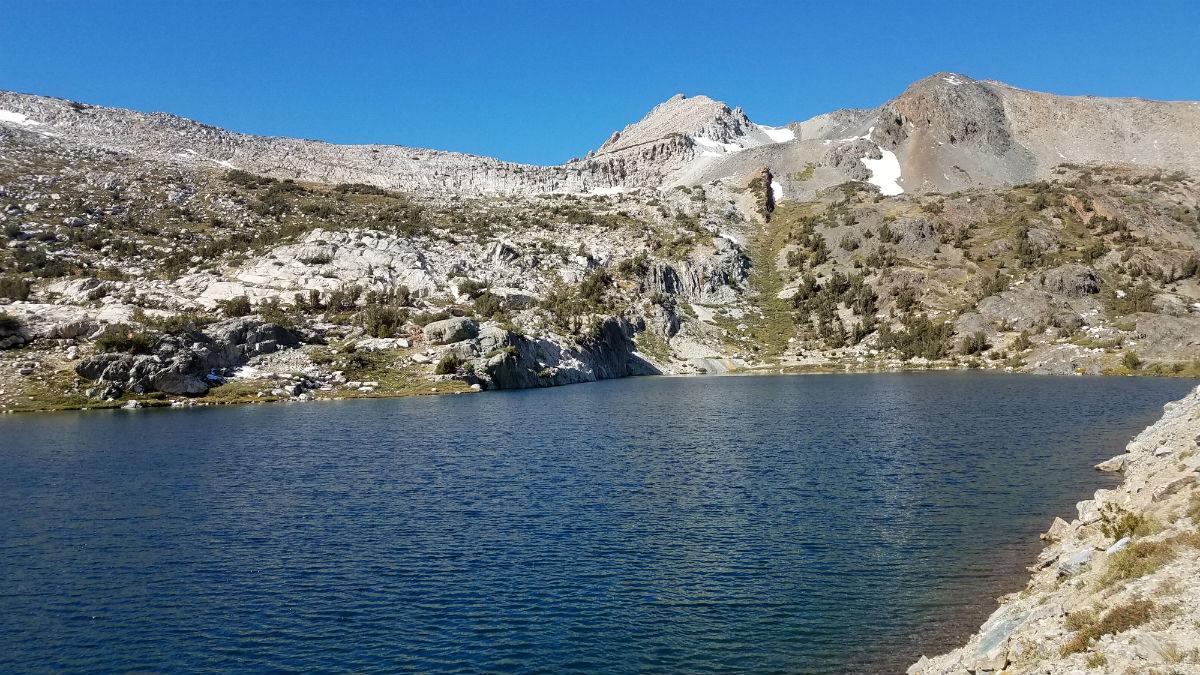 steelhead lake- 20 lakes basin