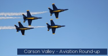 Carson Valley Aviation Round-up