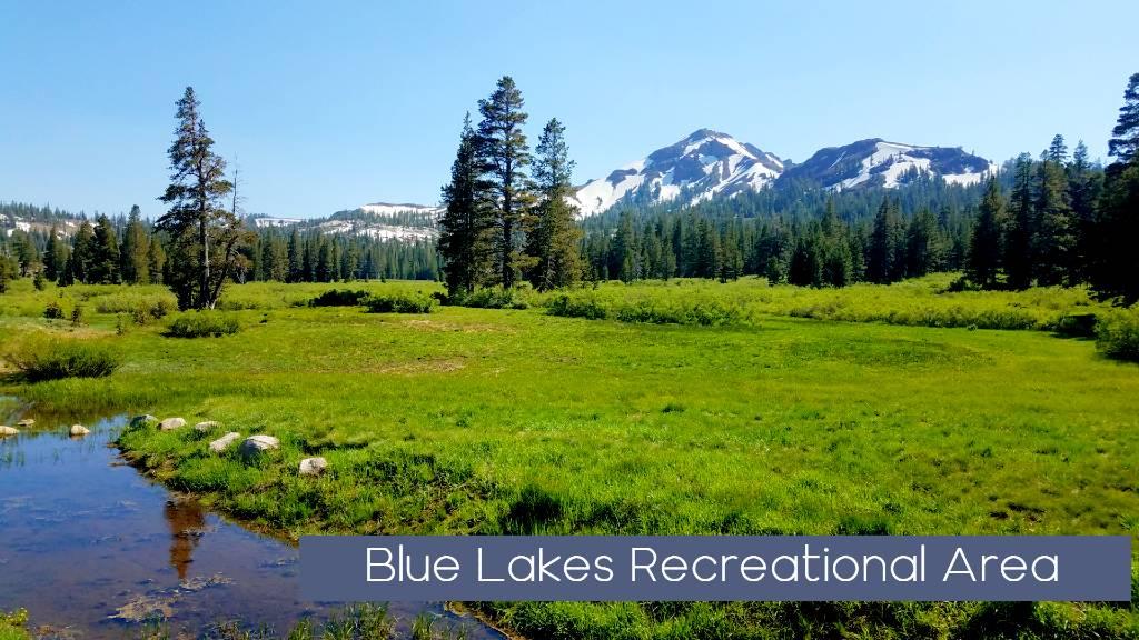 Blue lake recreation