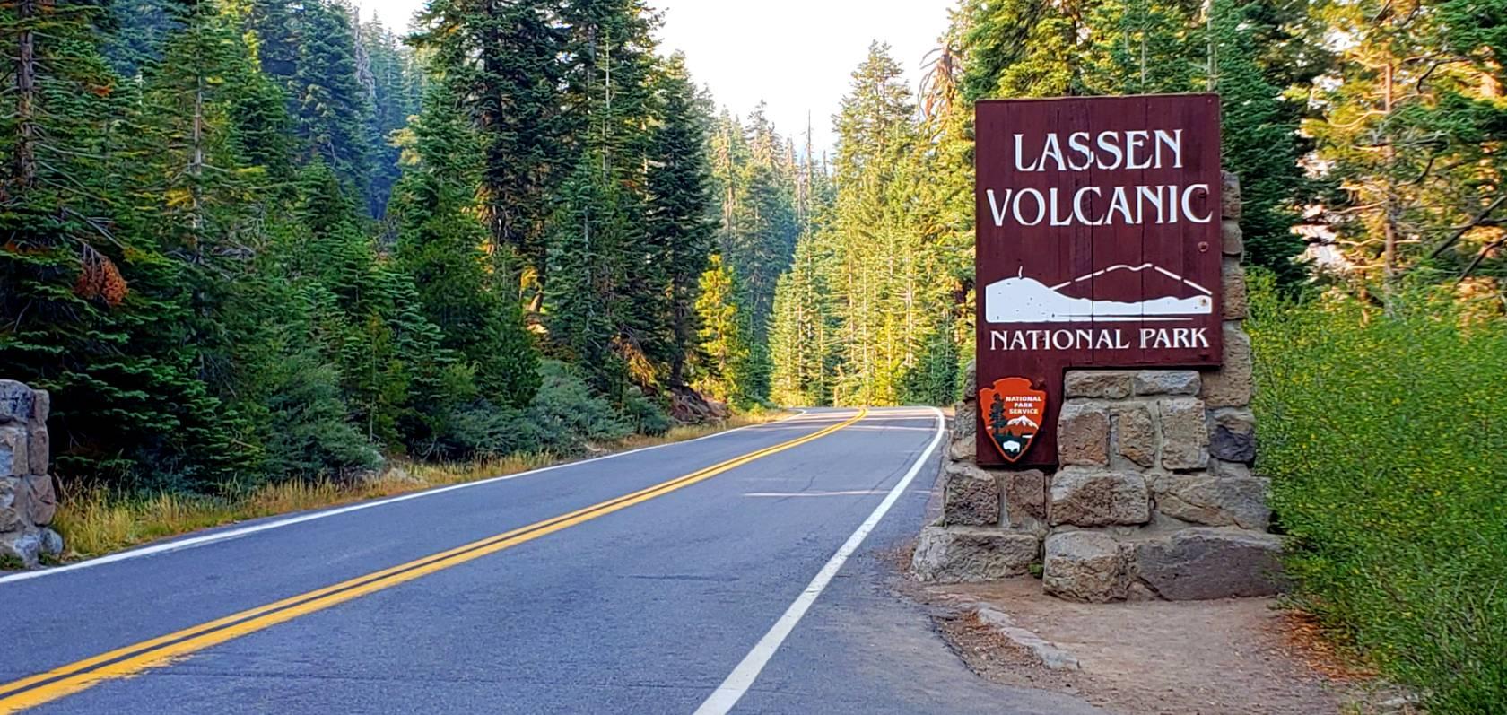 Lassen volcanic Summer2020