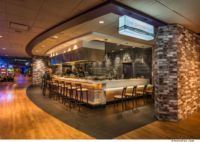 Hard Rock Oyster Bar - media