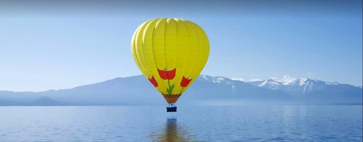 Hot air Balloon rides Tahoe