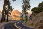 Glacier Point road image