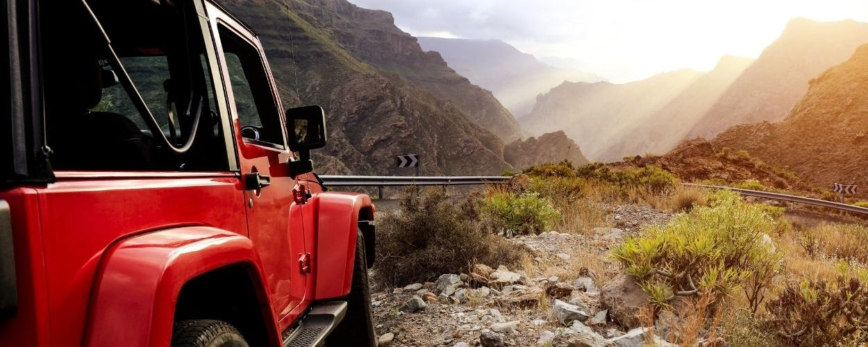 What To Know Before Going off-Roading for the First Time