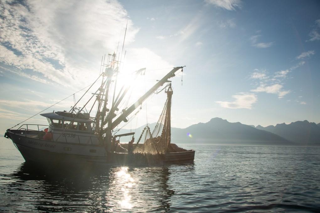 catching fish in alaska 2019