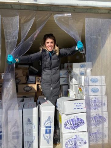 fresh frozen deliveries