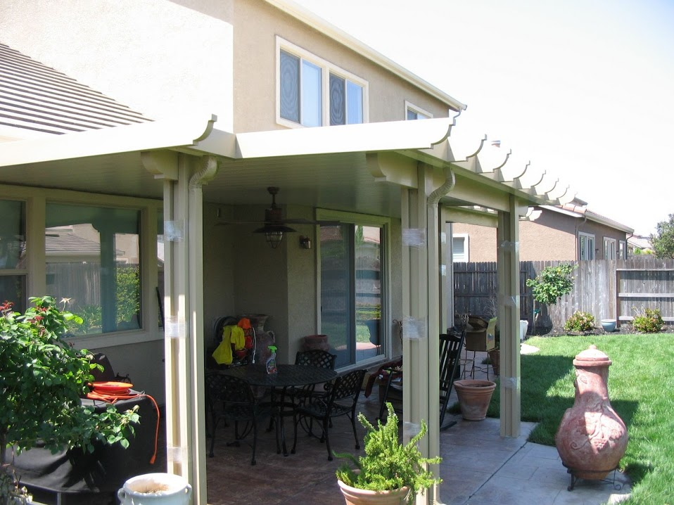 patio cover installation west