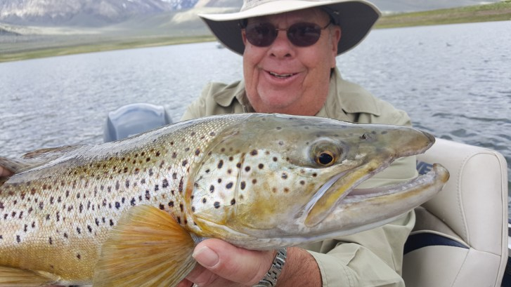 Crowley Lake Fly Fishing guide, Mammoth Lakes Fly Fishing guide, eastern Sierra Fly Shop