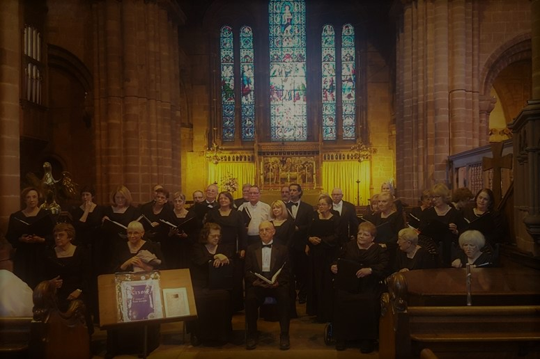 Choir in England