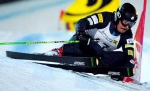 Olympic skier John Teller of Mammoth Lakes