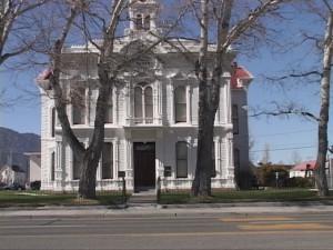 Mono County Courthouse