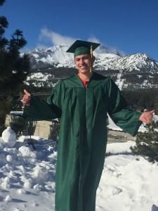 Pancho graduation