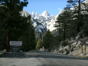 Whitney Portal, Inyo Forest
