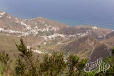 Анага: побережье Тенерифе