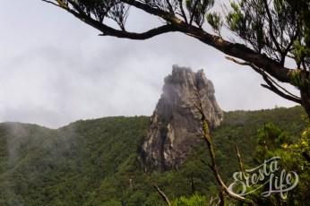 Анага: Роке Анамбро в облаках
