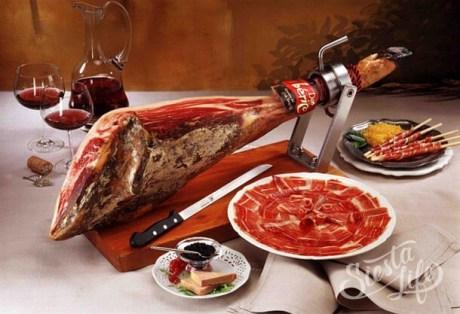 Хамон — знаменитый испанский деликатес