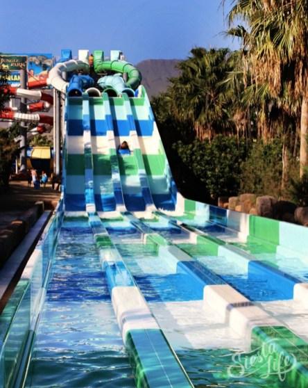 Twister race в Акваленде