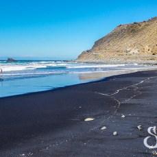 Общий вид пляжа Альмасига