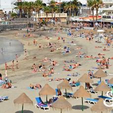 Пляж Ла Пинта Тенерифе