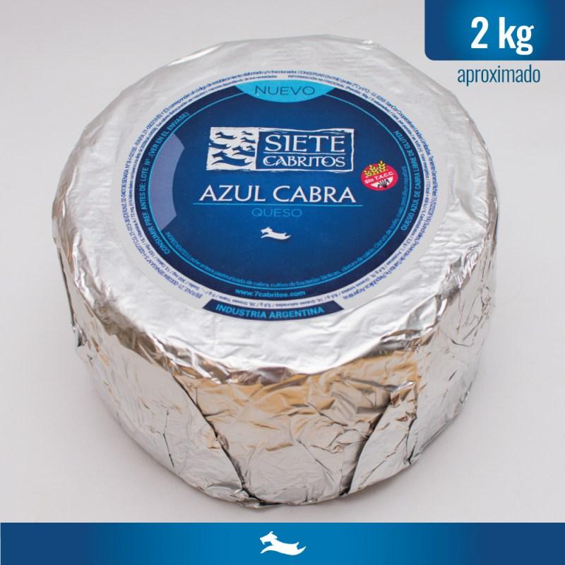 AZUL CABRA, Roquefort, Queso, Queso de cabra, Siete Cabritos, Cabra, Gourmet