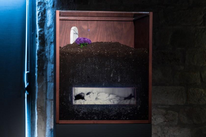 """Annabel Lee"", de Hernández-Díez, primera obra del artista"