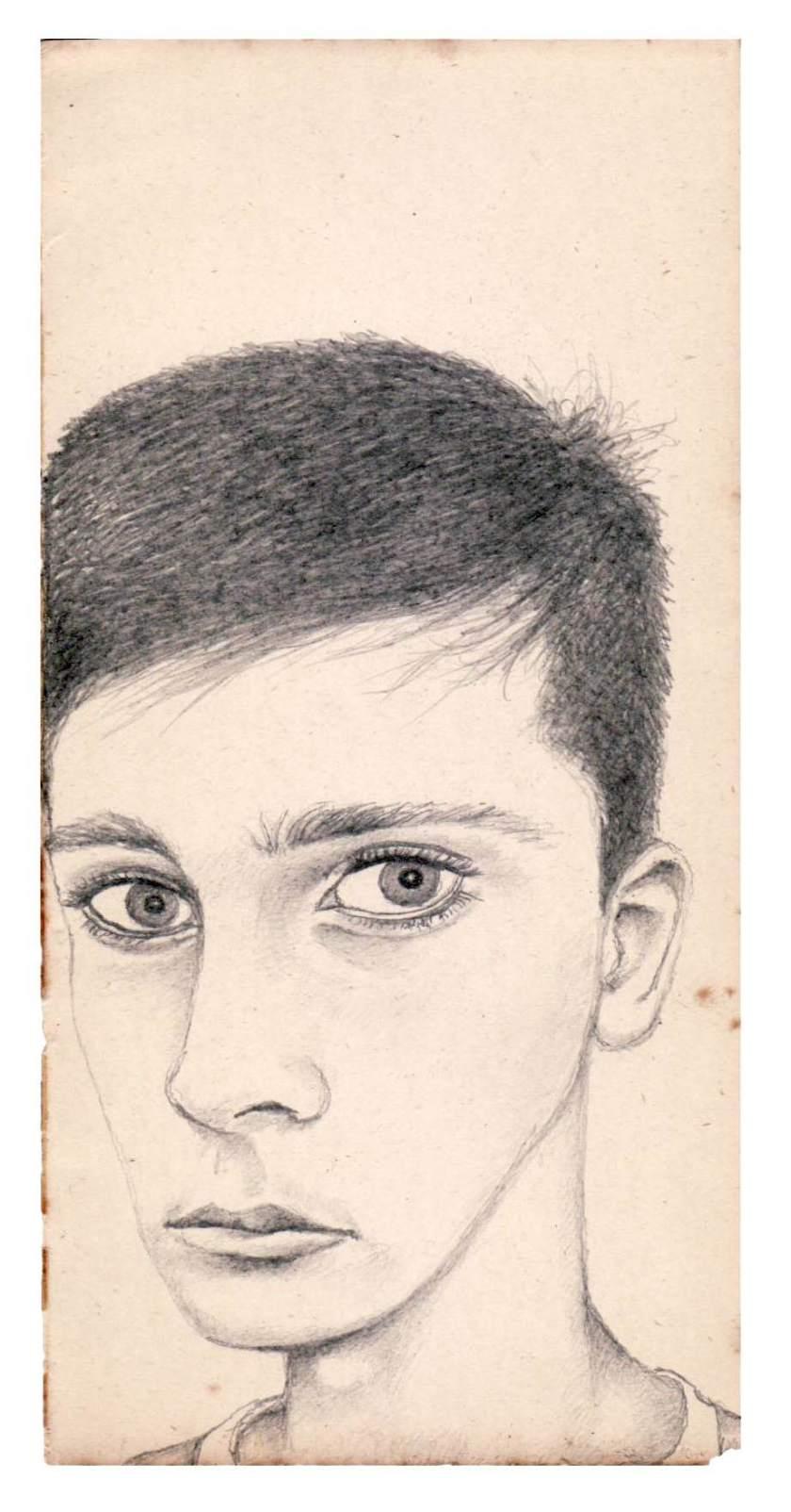 """""""Fragil"""", dibujo de Martín Bermejo"""