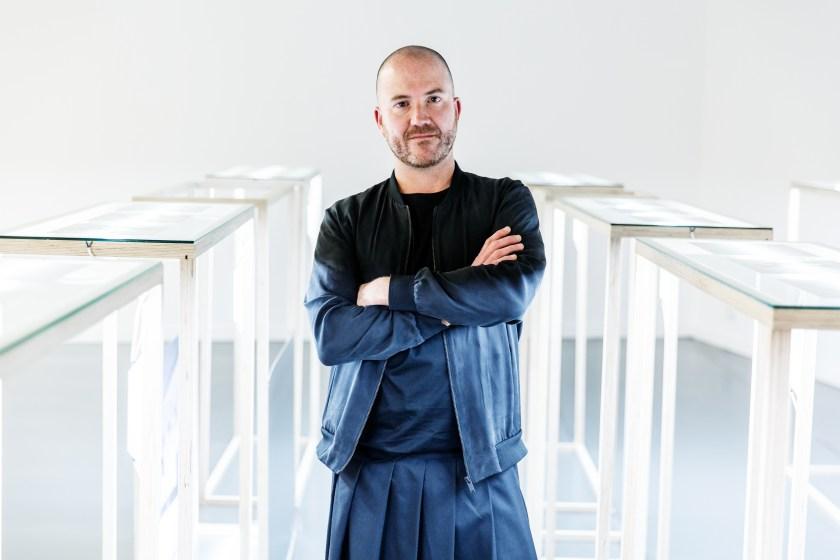 Manuel Segade, director de CA2M y comisario del pabellón español en Venecia 2017