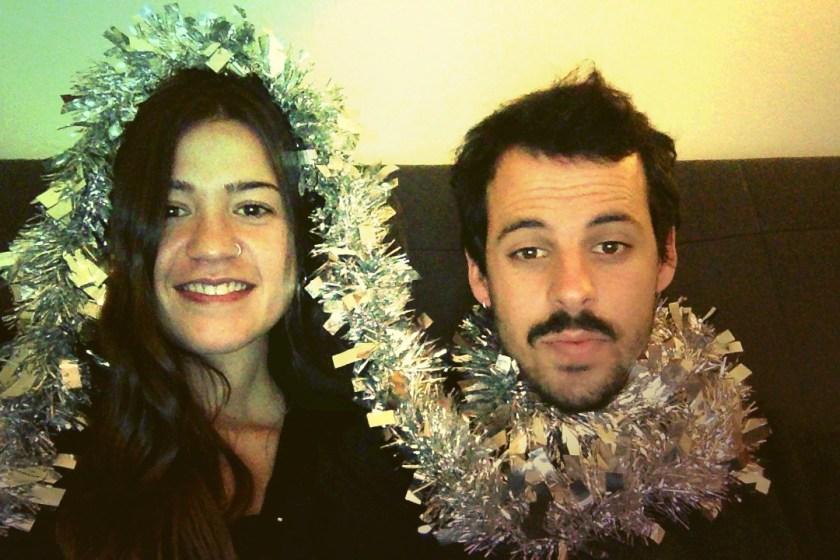 """El """"selfie"""" navideño de Fuentesal&Arenillas"""