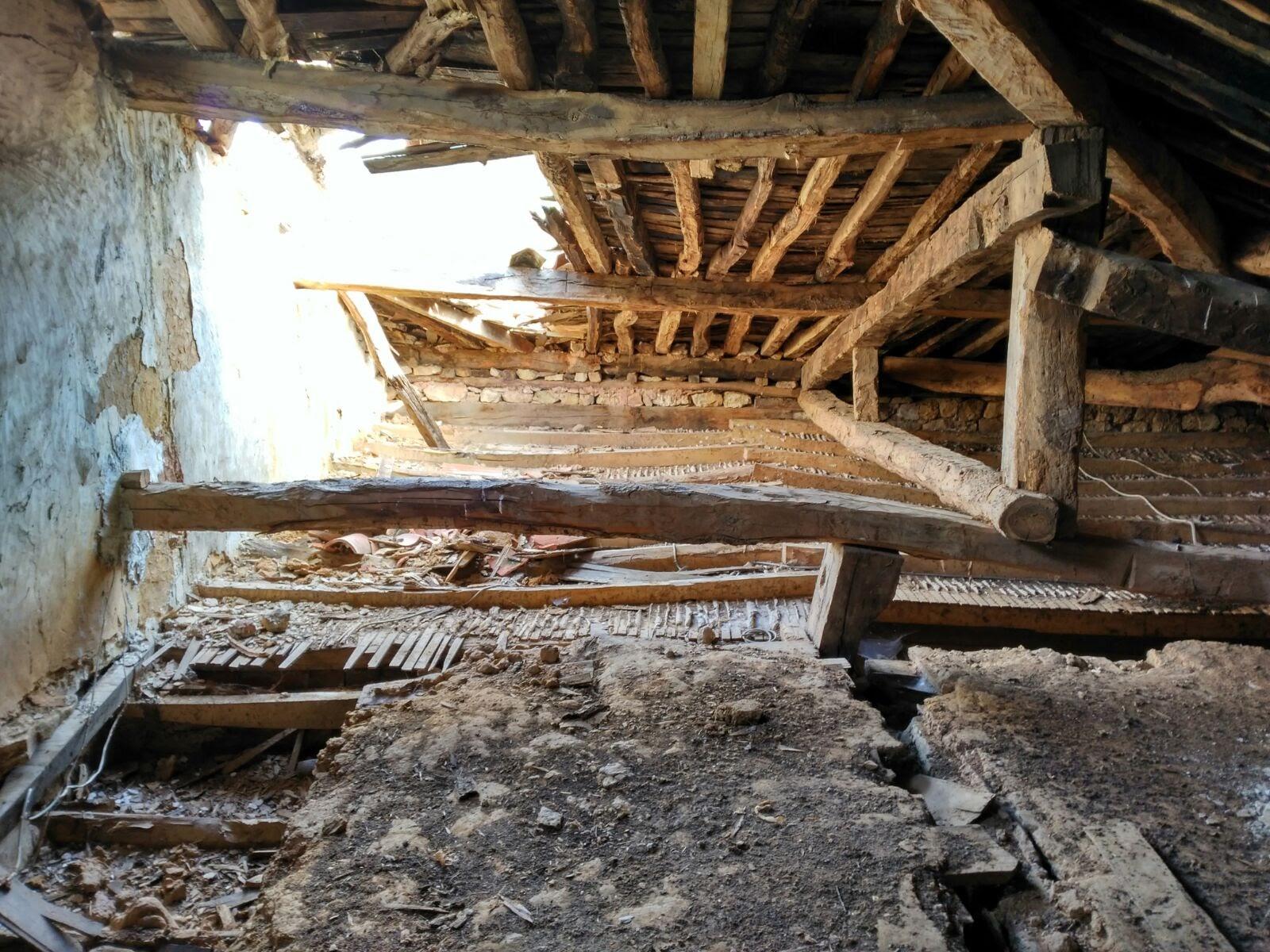 sietequince proyecto rehabilitación obras tejado