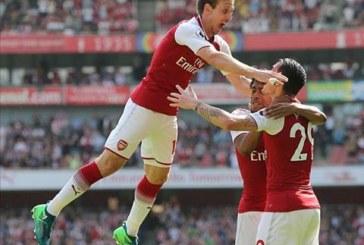 Điểm danh những thống kê ấn tượng sau trận trắng Arsenal 4-1 West Ham