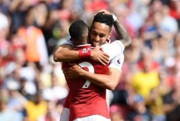 Lời tri ân bằng chiến thắng ngoạn mục của Arsenal dành cho HLV Wenger
