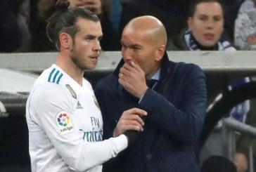 Zidane cam kết về tương lai của Bale ở Real