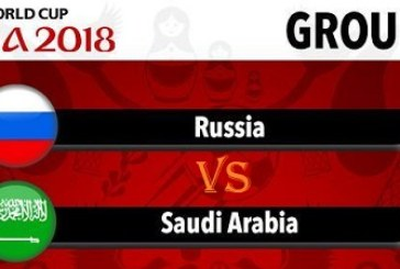 Nhận định Nga vs Ả Rập Xe út 22h00 ngày 14/6: Bảng A World Cup 2018