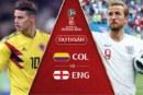 Tỷ lệ cược Colombia vs Anh 01h00 ngày 4/7