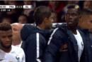 Bất mãn bên M.U, Pogba trút giận lên cầu thủ Iceland