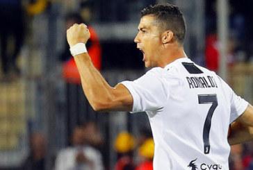 Ronaldo quên mất siêu phẩm của mình vì… quá nhanh