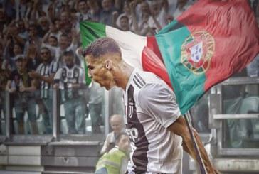 A Ronaldo khép lại năm 2018 với kỷ lục mới tại Serie A
