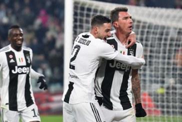 Juventus lập kỷ lục Châu Âu dù Ronaldo tịt ngòi