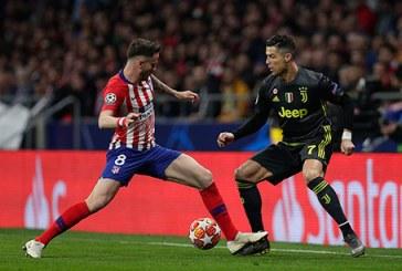 Juventus đánh bại Atletico nhờ tài năng và óc lãnh đạo của Ronaldo