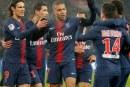 PSG chính thức lên ngôi vô địch Ligue 1 trước 5 vòng đấu