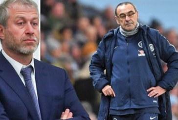 Chelsea sẽ sa thải Sarri bất chấp vô địch Europa League