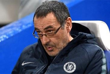 HLV Sarri dọa từ chức trước thềm trận chung kết Europa League