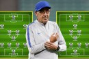Sarri đối diện khó khăn thừa mứa tiền đạo ở Juventus